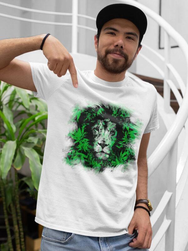 Camiseta leon