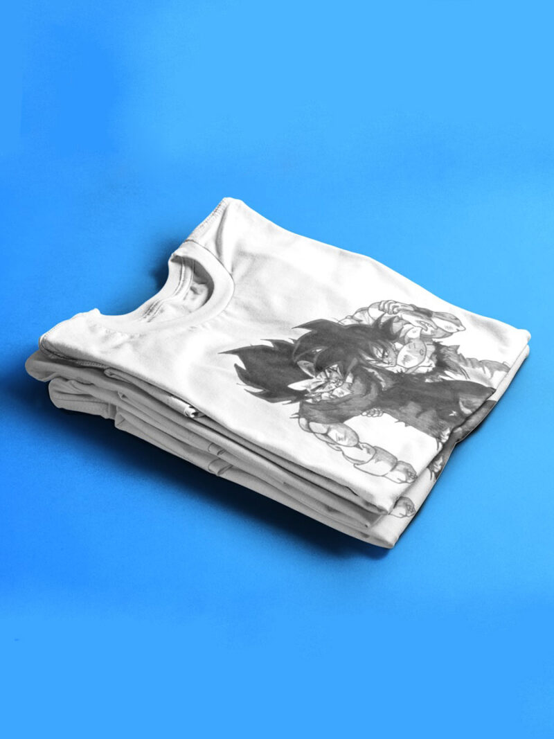 camisetas de goku y vegeta dragon ball