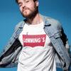 Camiseta de Lemming's