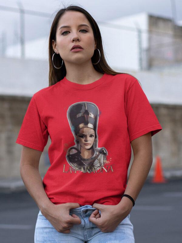 Camiseta de Lola Flores la faraona