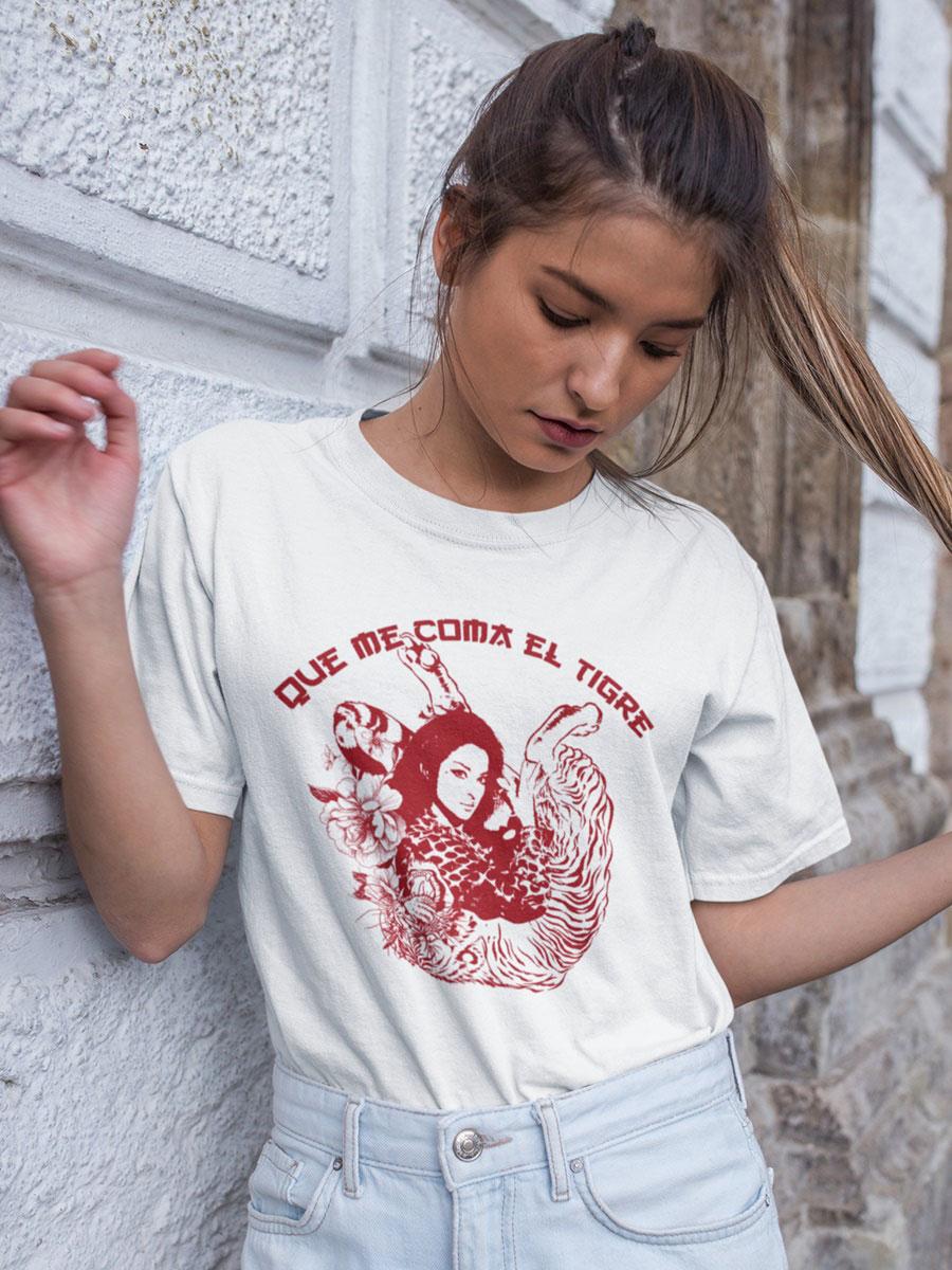 Camiseta de Lola Flores