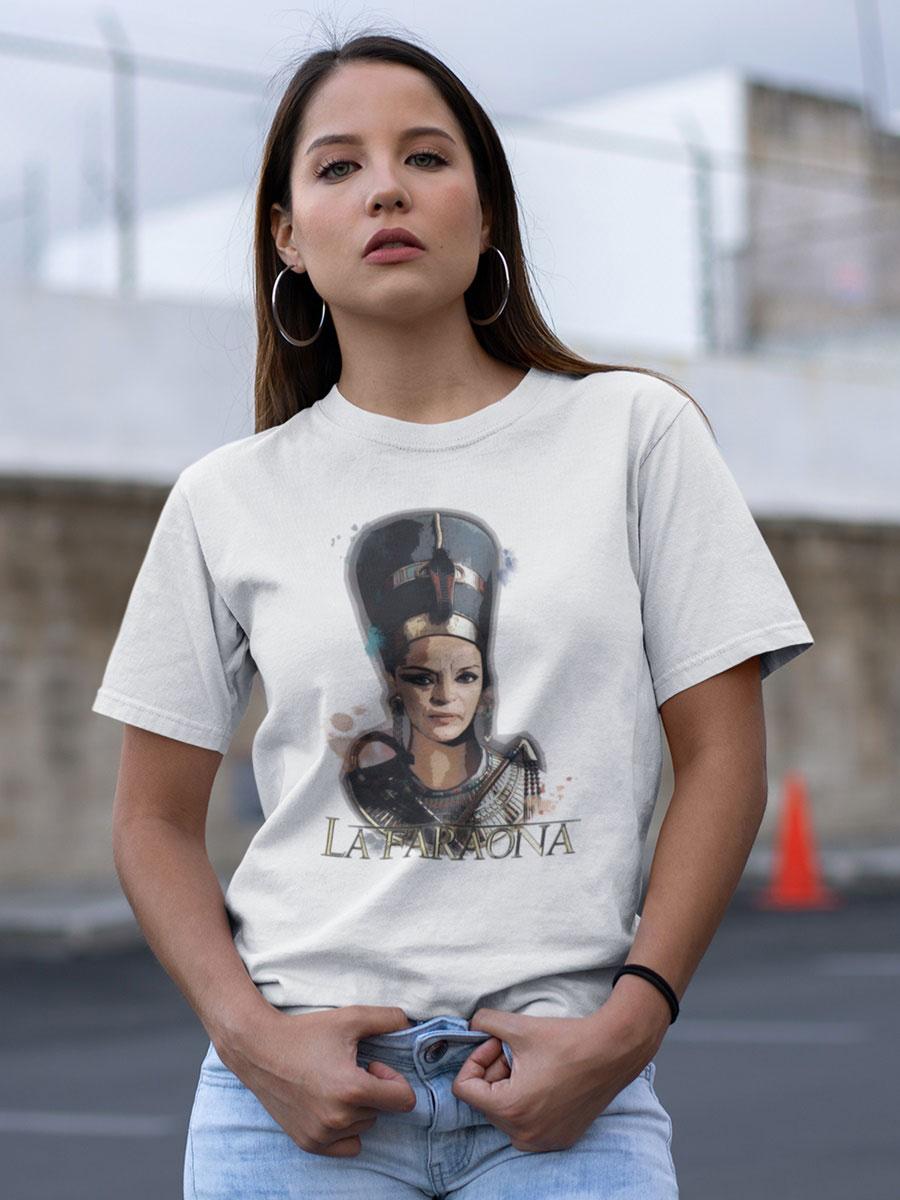 Camiseta Lola Flores la faraona