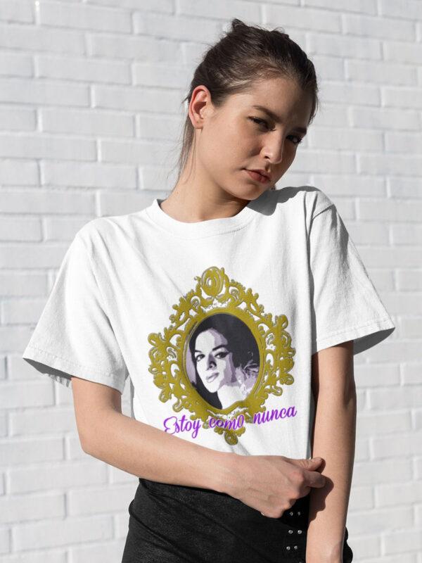 Camiseta Lola Flores mujer