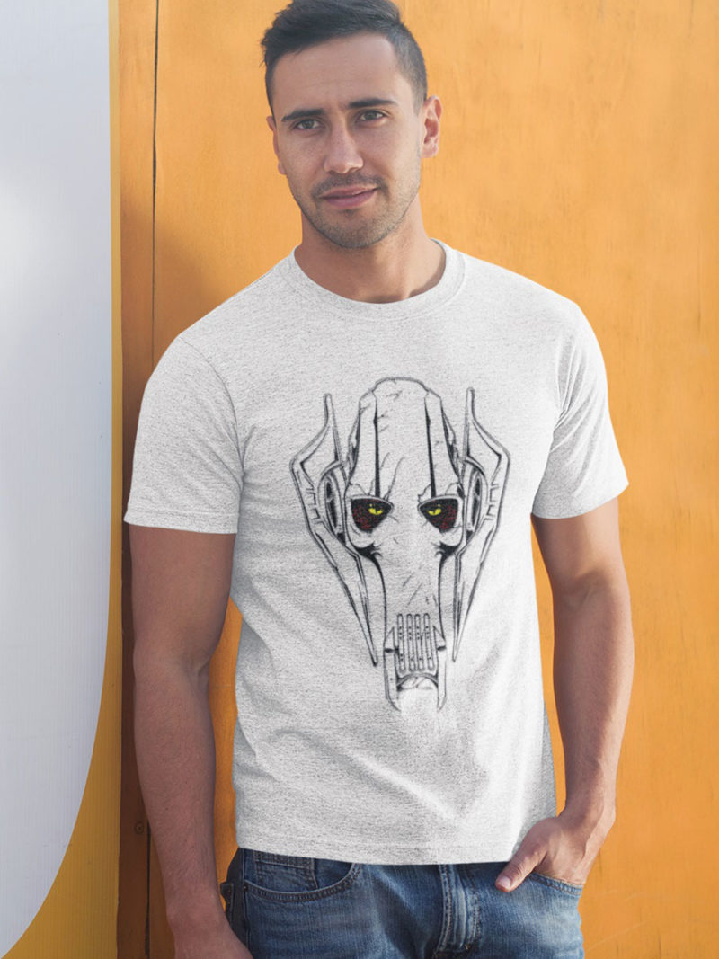 Camiseta Star Wars Grievous