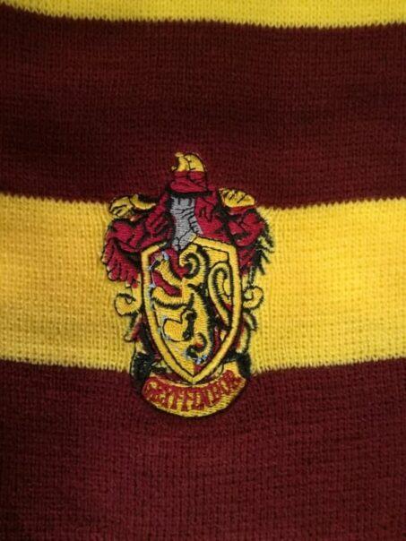 Bufanda Gryffindor