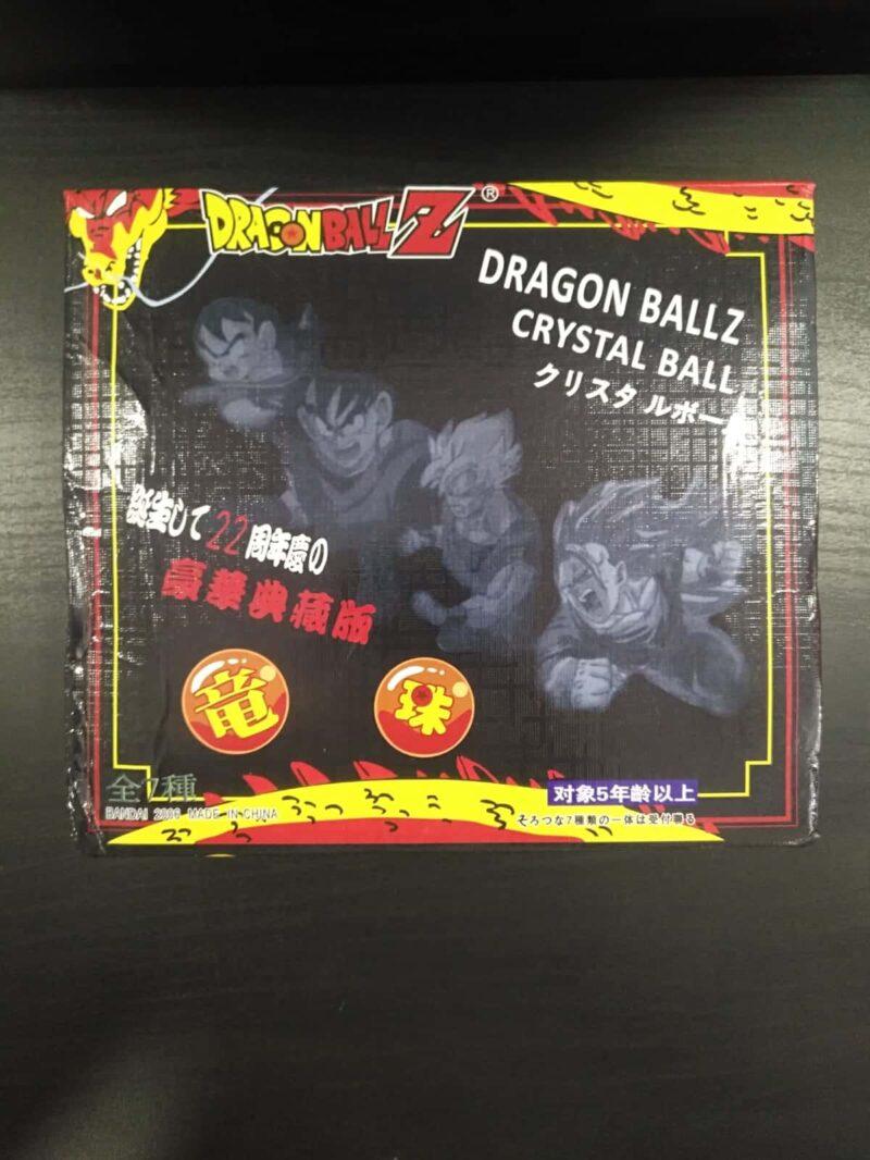 coleccion bolas de dragon