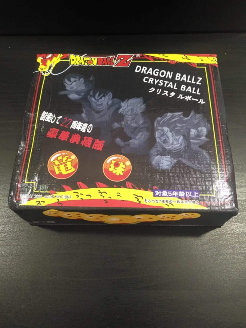 coleccion dragon ball