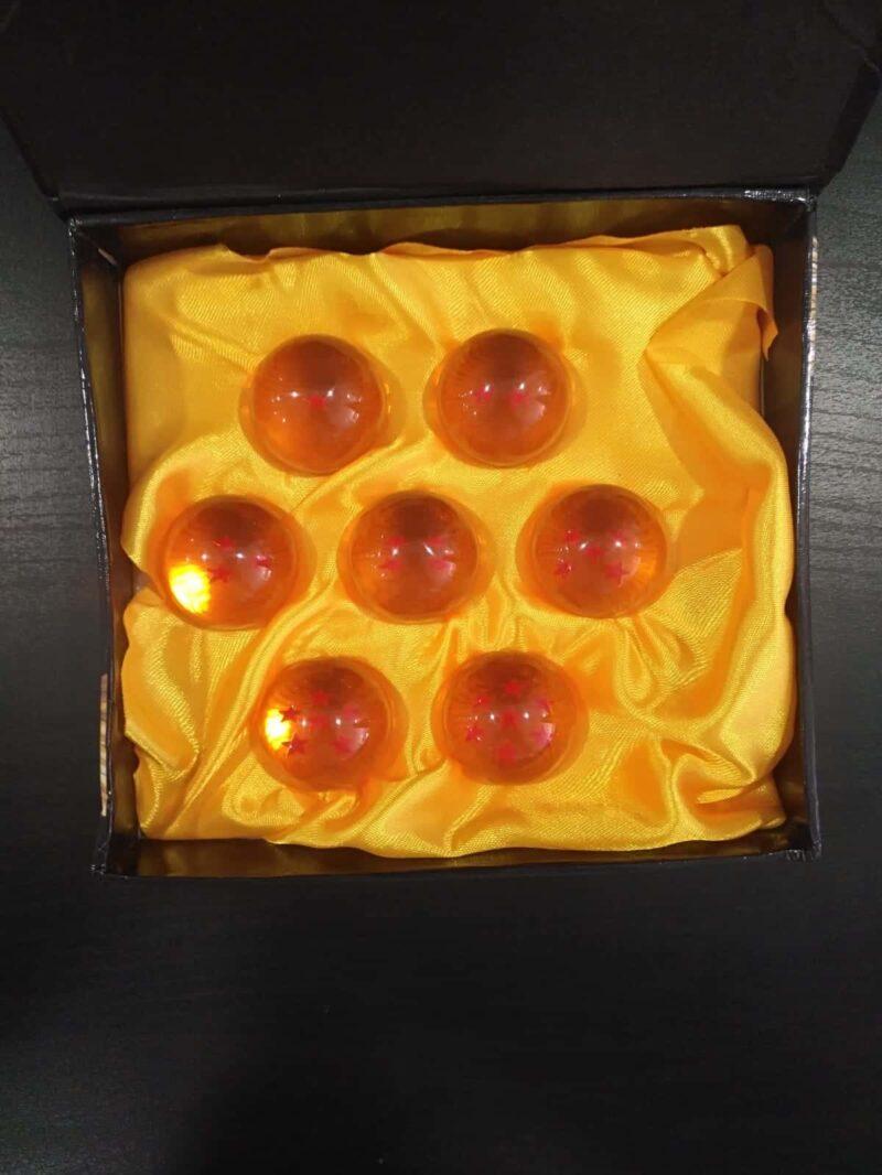 coleccion esferas del dragon