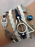 Pulsera Reliquias azul