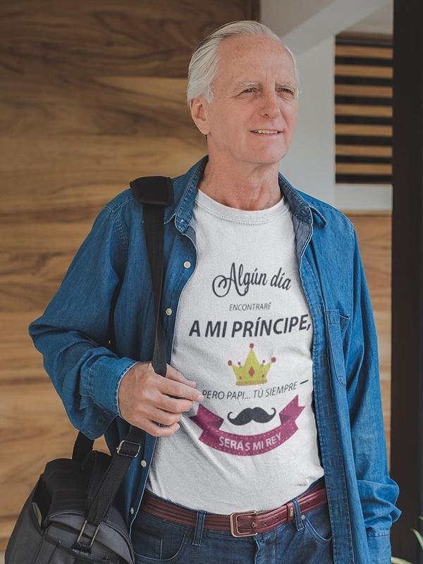 Camisetas para el día del padre e hija