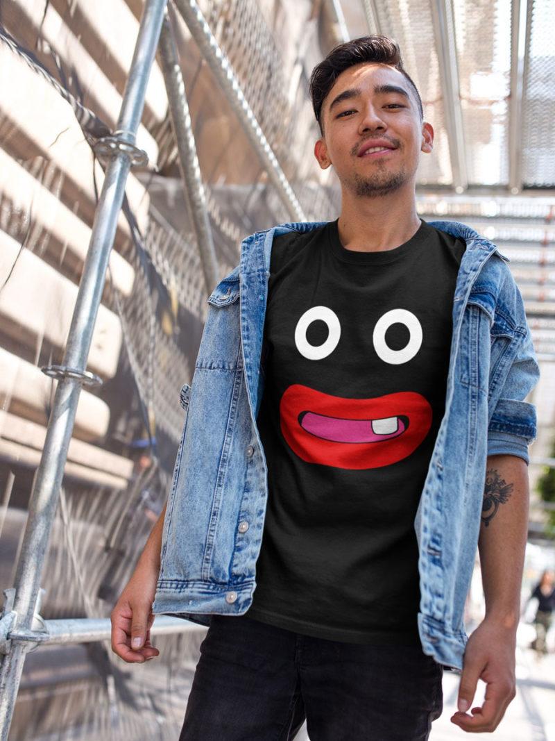 camiseta dragon ball mr popo