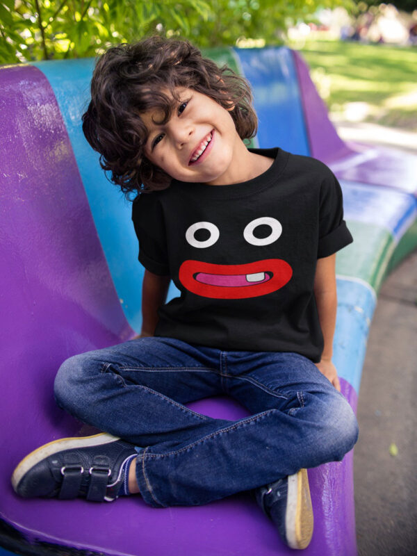 camiseta niño dragon ball mr popo