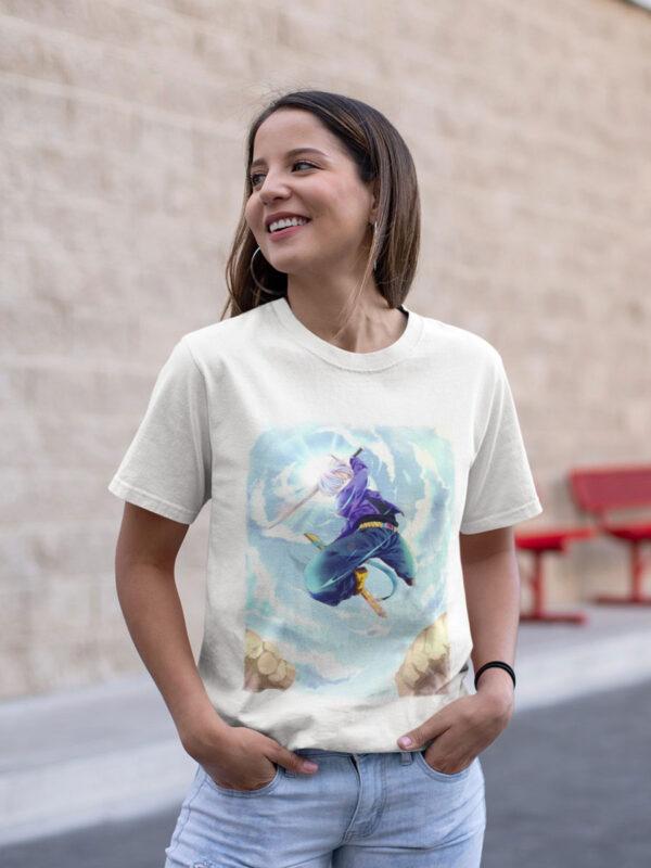 Camiseta Dragon Ball Z Trunks