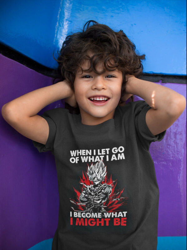 Camiseta Goku super saiyan
