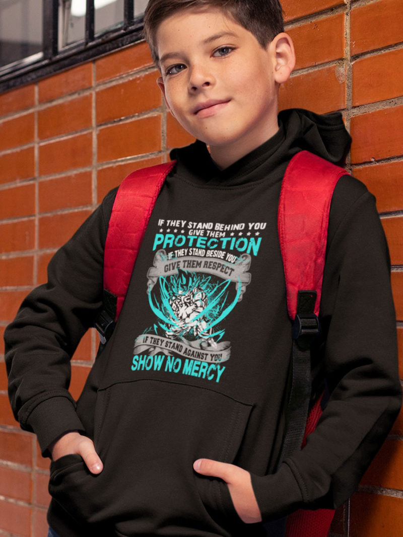 Camiseta Goku super saiyan blue