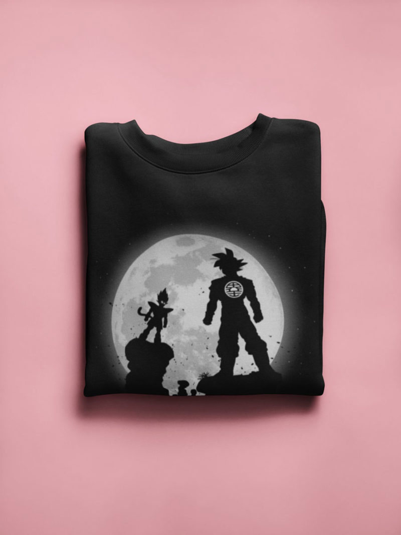 Camiseta Goku vs Vegeta