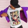 camiseta de Goku para hombre