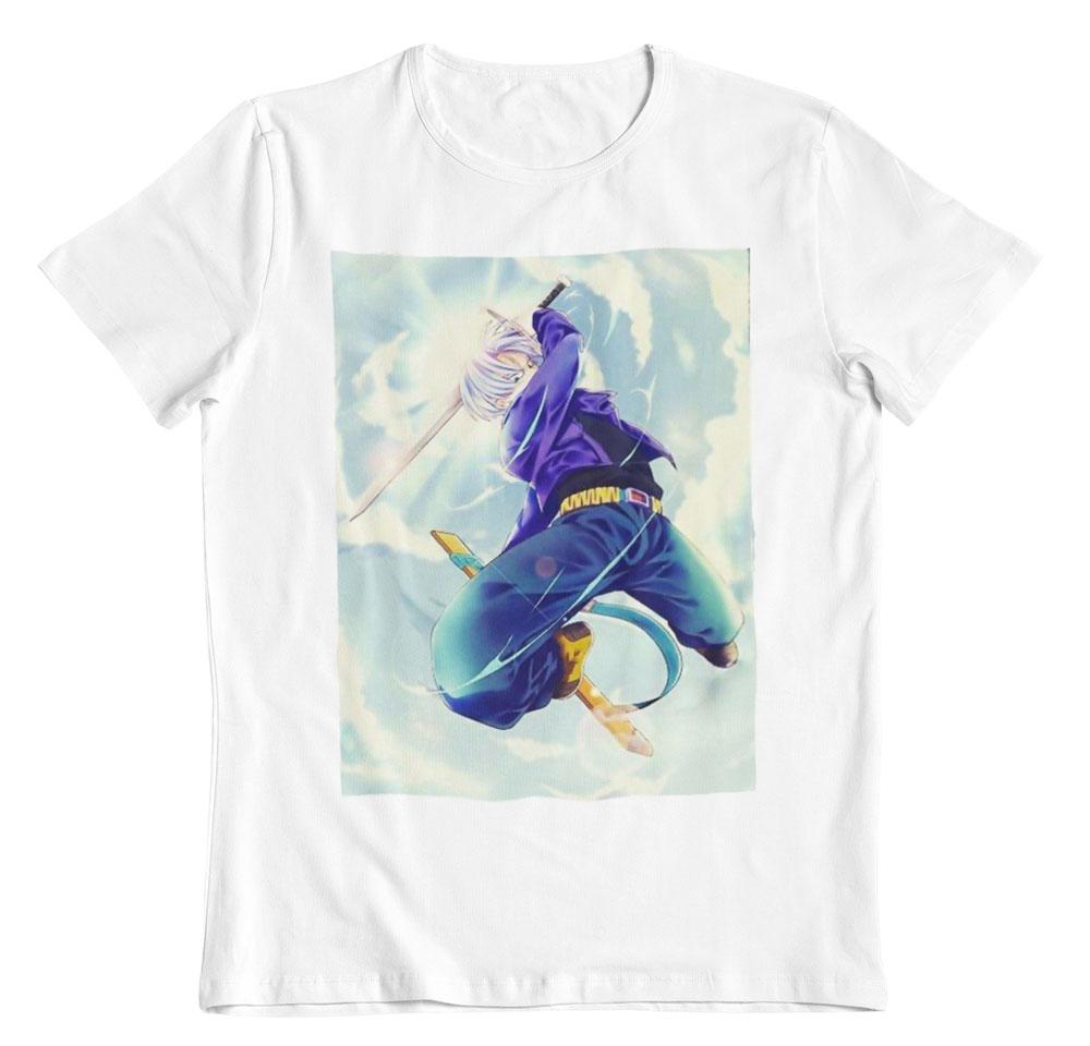 Camiseta Dragon Ball Trunks el destructor