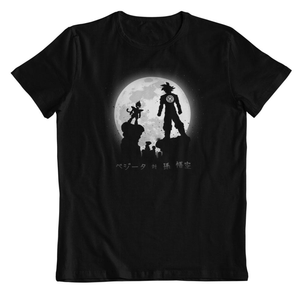 Camiseta Dragon Ball Z el primer combate