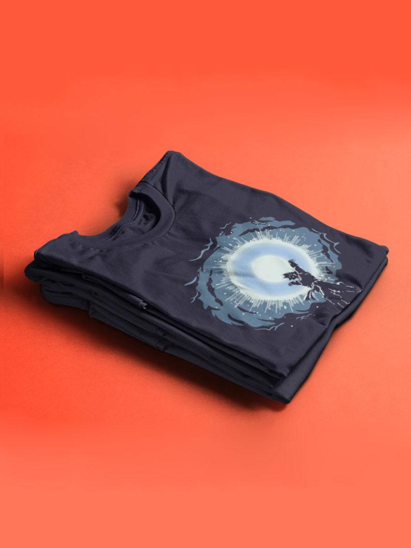 Camiseta Dragon Ball Z Goku bola genki