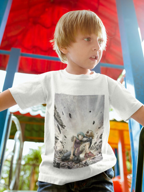 Camiseta Vegeta
