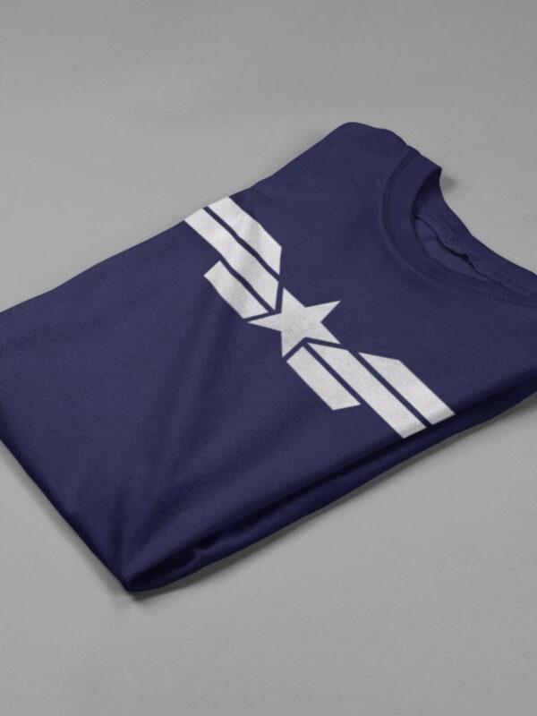 Camiseta de Capitan America