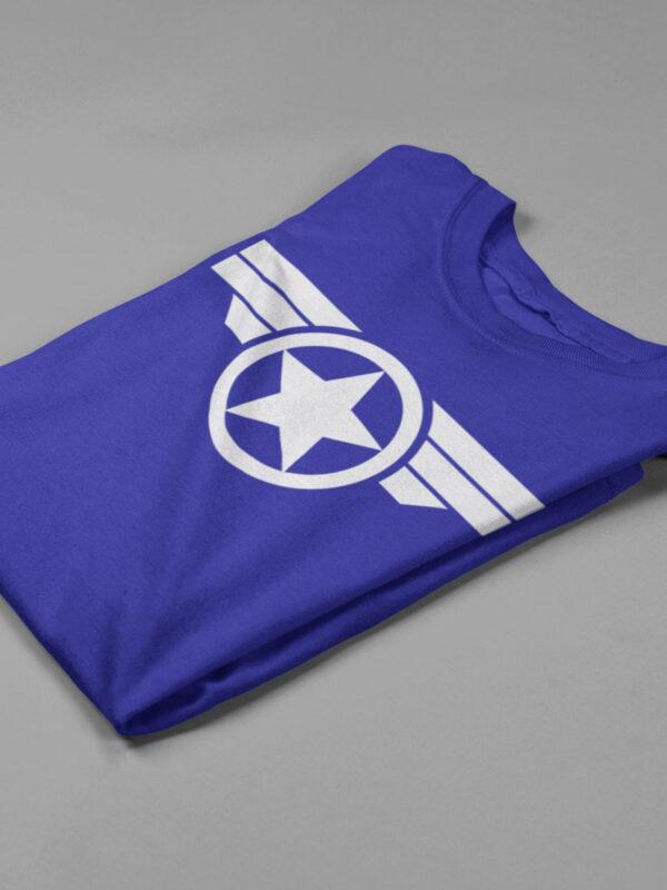 Camiseta del Capitan America