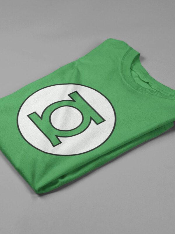 Camiseta Linterna Verde
