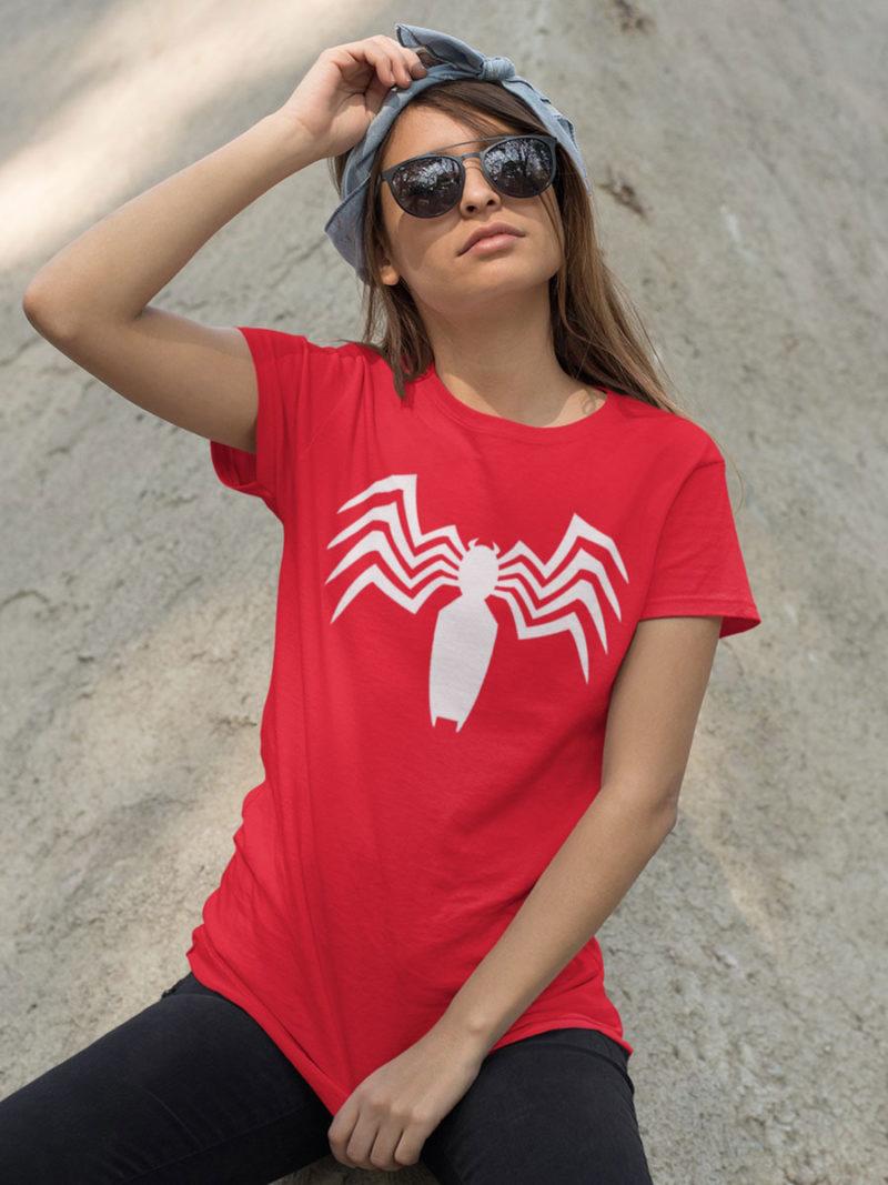 CamCamiseta Spidermaniseta Spiderman