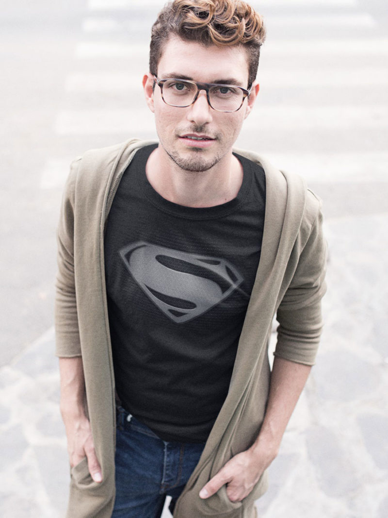 Camiseta de Superman