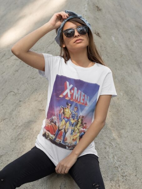 Camiseta X-Men