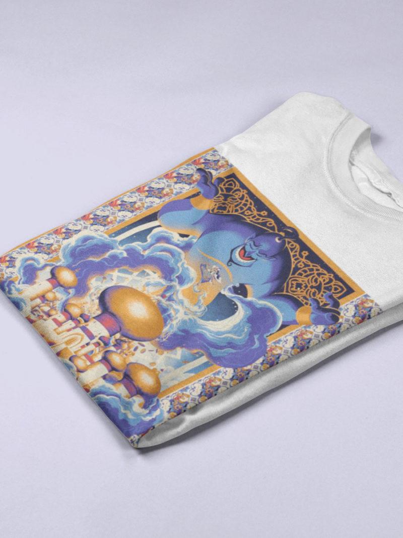 camiseta aladín