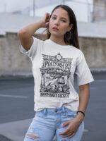 camiseta anden nueve y tres cuartos
