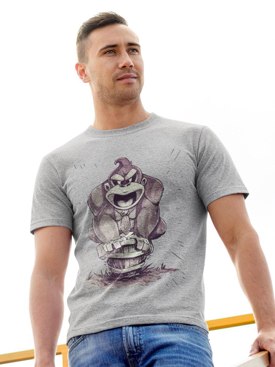 camiseta de donkey kong