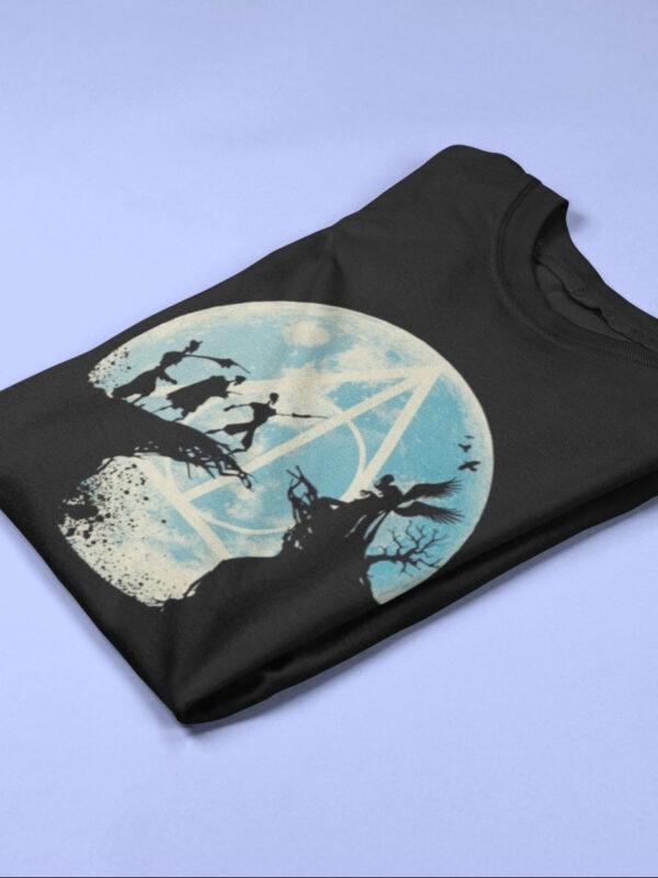 camiseta de las reliquias de la muerte