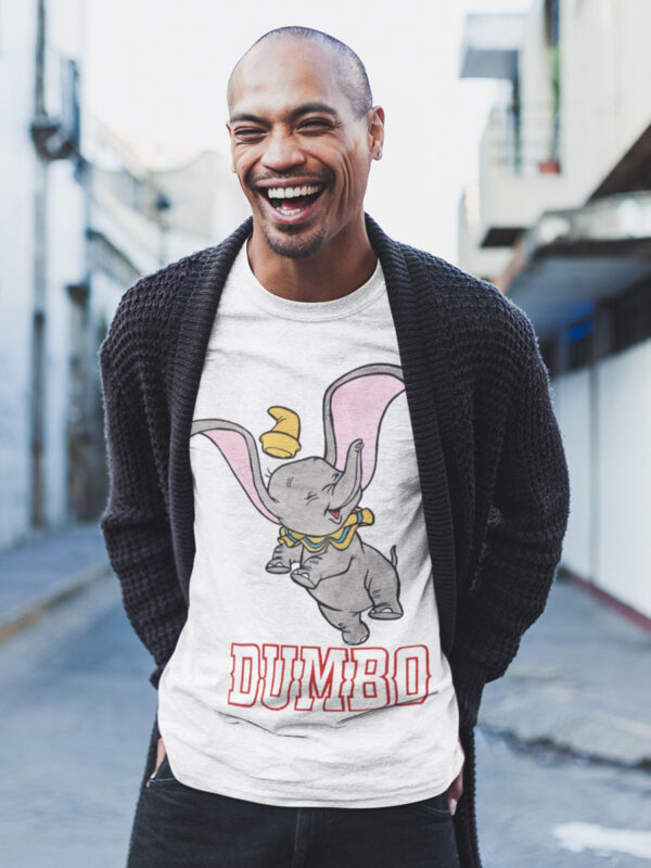 camiseta dumbo adulto
