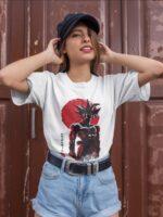 camiseta goku dragon ball unisex