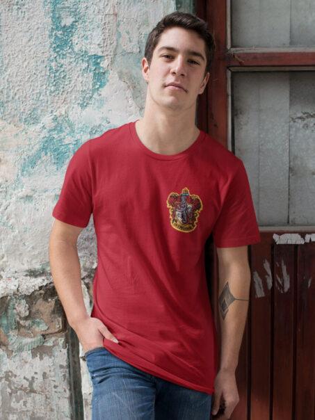 camiseta gryffindor adulto