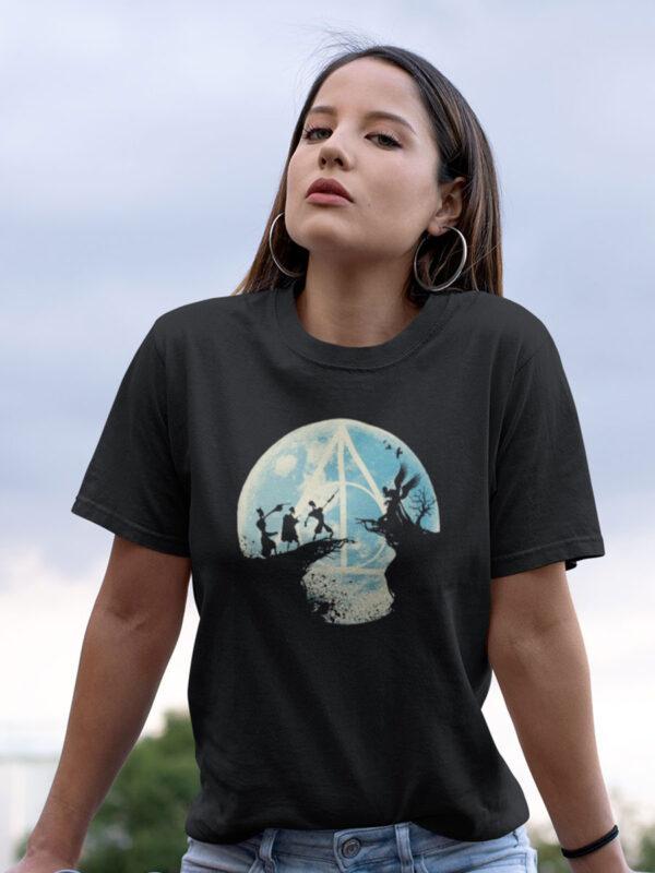 camiseta las reliquias de la muerte