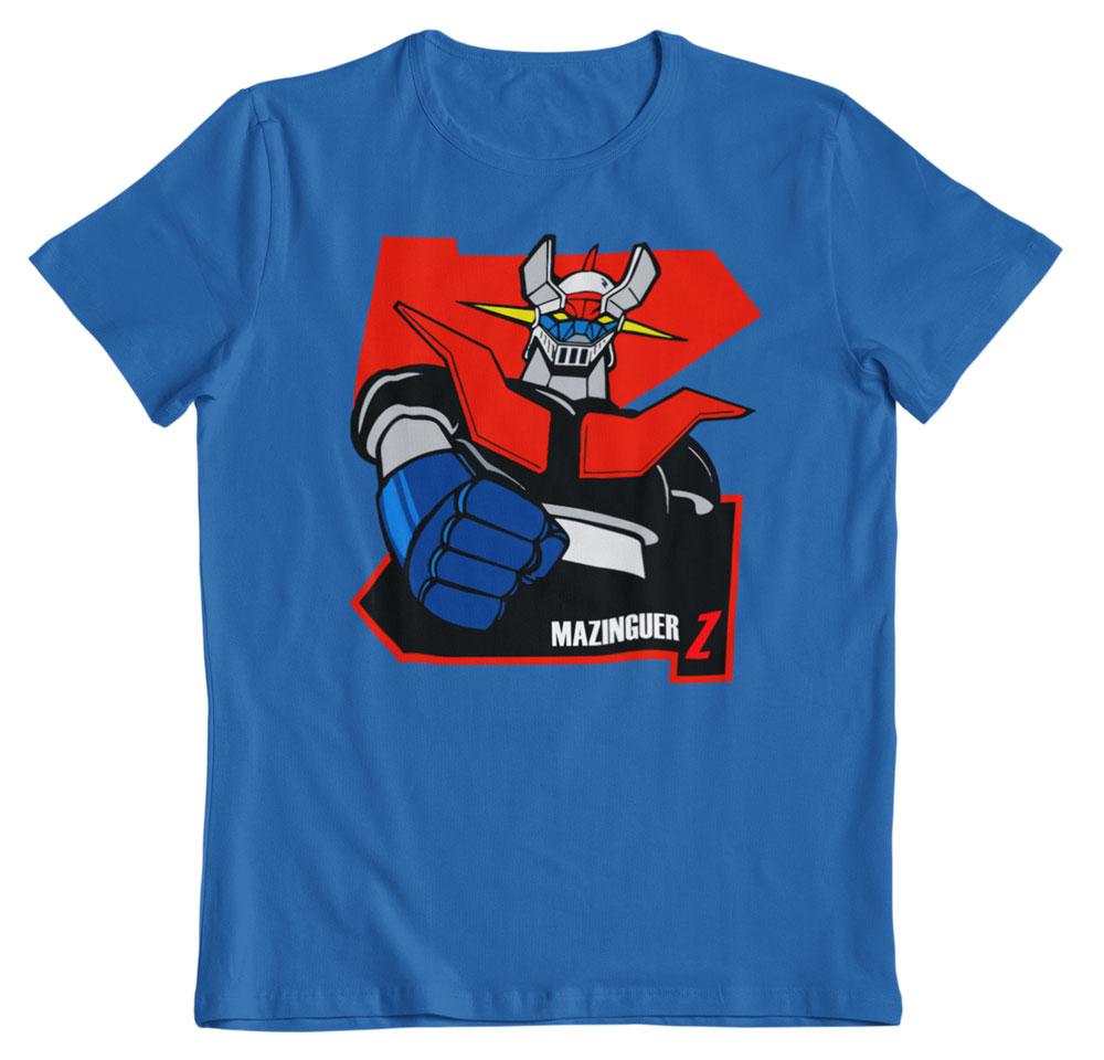 Camiseta Mazinguer Z royal