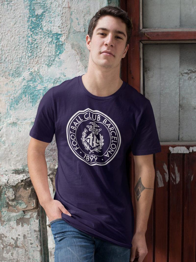 Camiseta personalizada Barcelona
