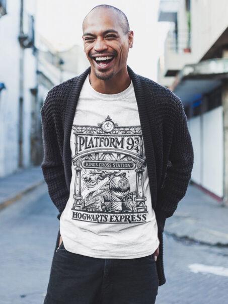 Camiseta plataforma nueve y tres cuartos