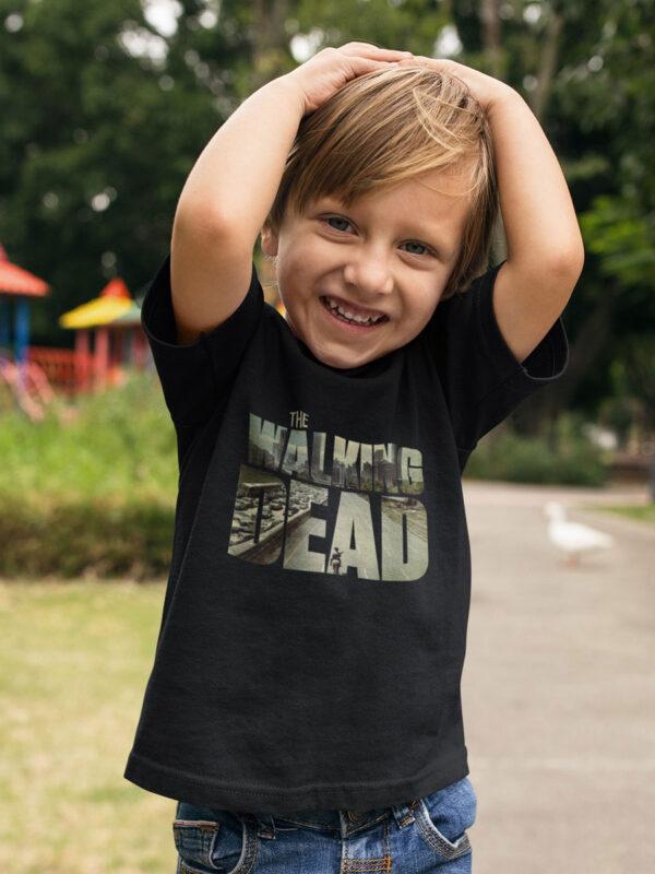 Camiseta The Walking Dead