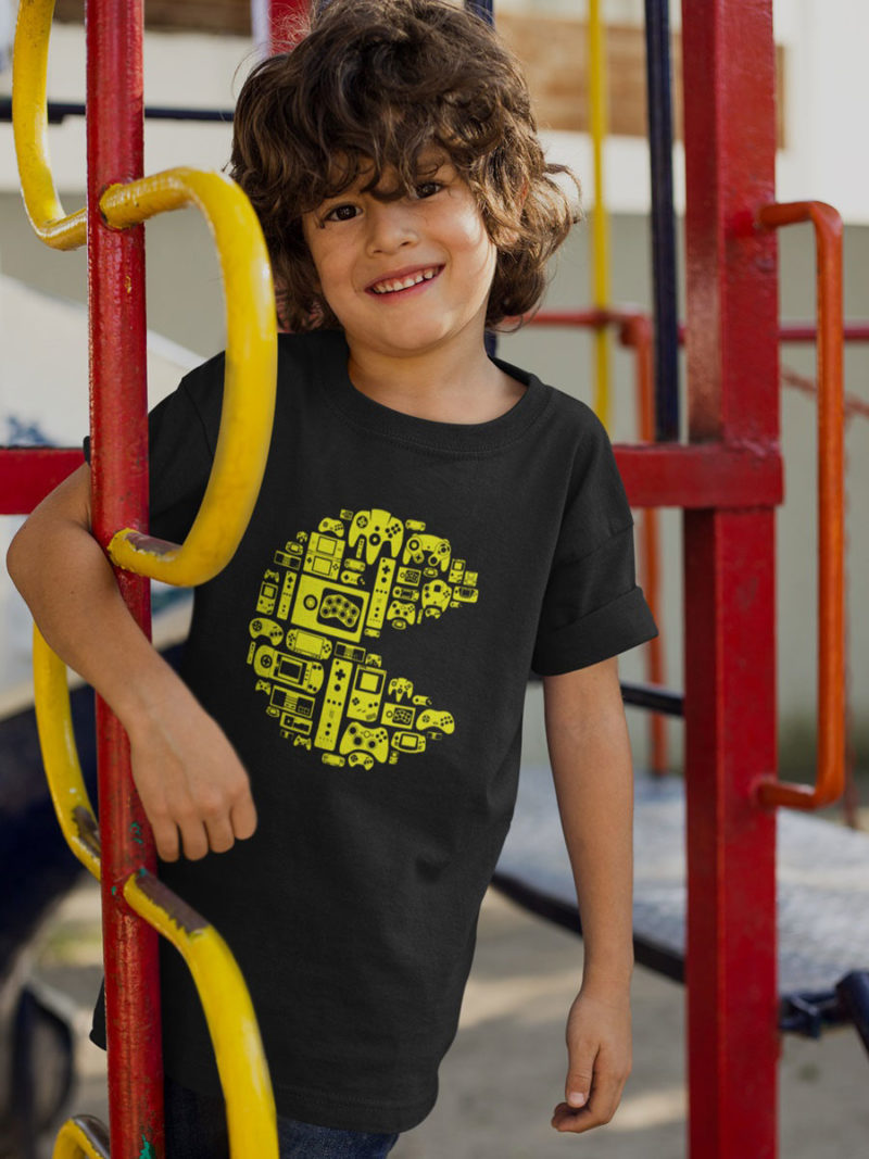 camiseta videojuego nino
