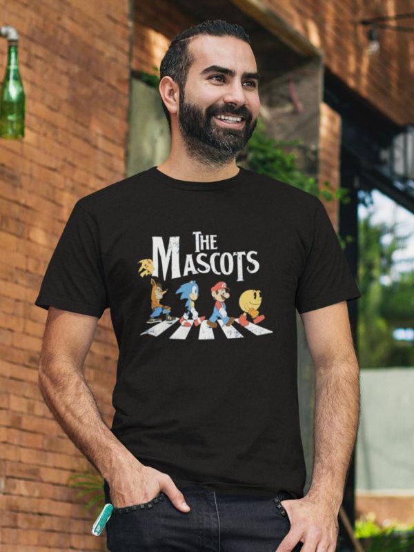camiseta videojuegos adulto