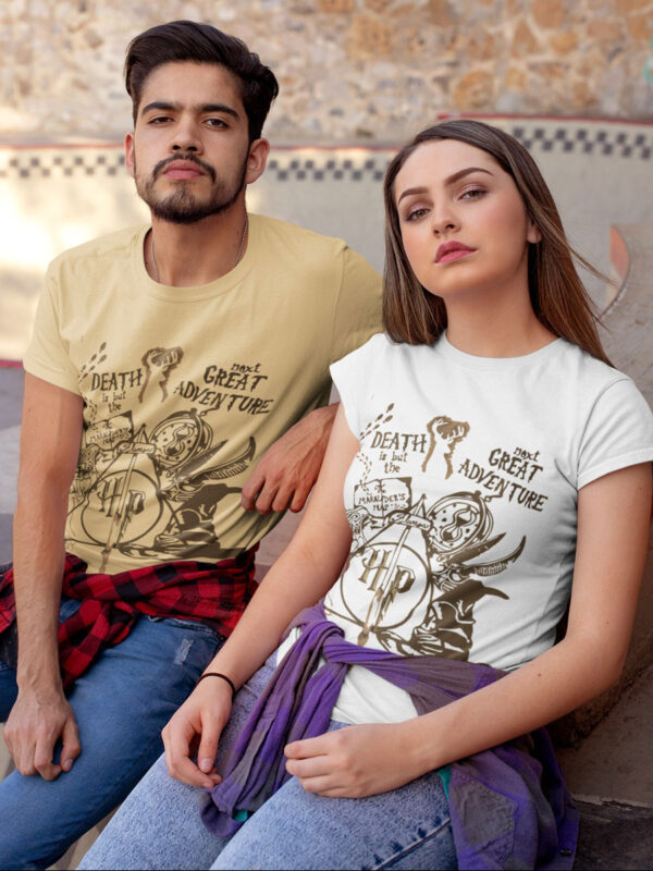 camisetas pelicula harry potter