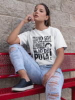camiseta de narcos bandidos unisex