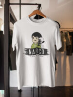 camiseta de narcos marco