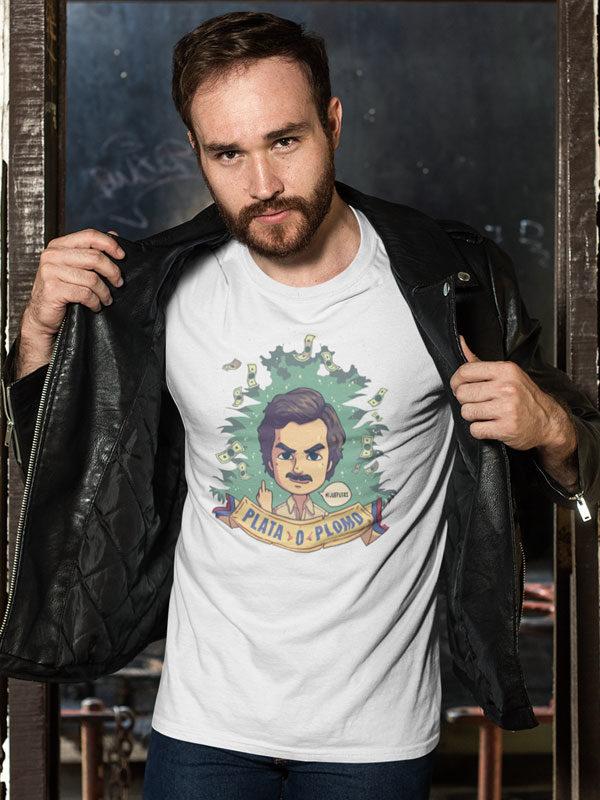 Camiseta Pablo Escobar