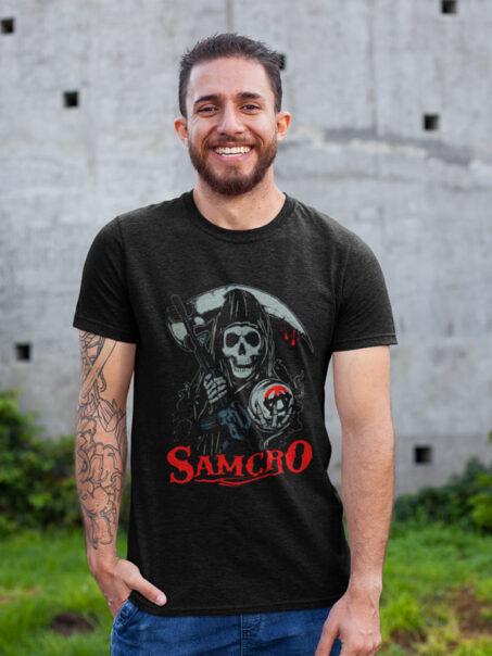 camiseta samcro adulto